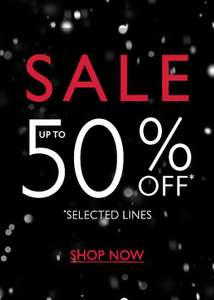 Oasis up to 50% off sale