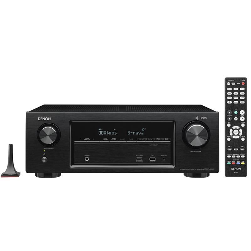 Denon AVR-X1400H 7.2 Channel AV Surround Receiver £329 @ Superfi
