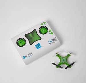 Mini drone stocking filler £5 / £8.99 delivered @ River island