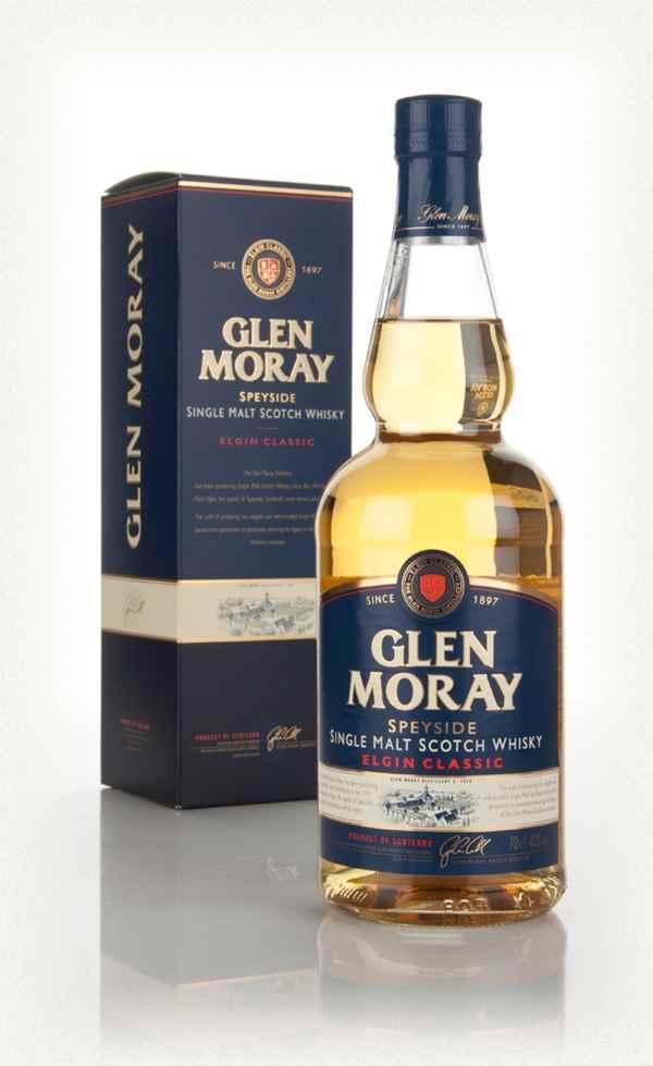 Glen Moray Single Malt Whisky 70Cl. Aldi instore.