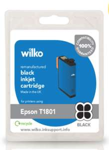 Compatible Printer ink offers - Canon / Epson / HP - Prices from £2.50 - £15 @ Wilko -
