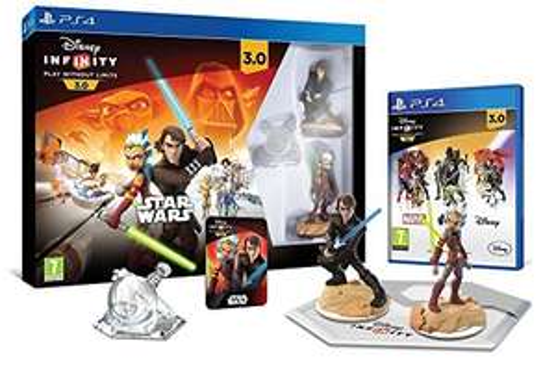 Disney Infinity 3.0 for PS4 £13.24 prime / £16.23 non prime @ Amazon