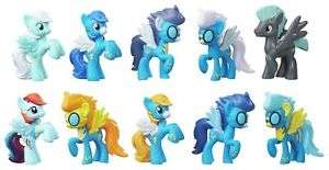 My Little Pony Cloudsdale Mini Collection - 10 Figure Pack £7.99 Delivered @Argos Ebay