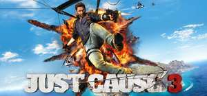Just Cause 3 PC (Steam) 85% off Winter Sale £4.49 @ Steam