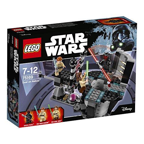 LEGO 75169 Star Wars Duel on Naboo £15 Prime @ Amazon