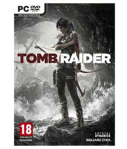 Tomb Raider (PC) + £1.50 for GOTY Edition @ Steam
