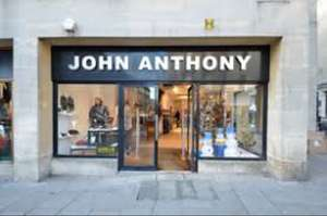 John Anthony up to 50% sale