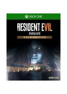 Resident Evil 7 Gold Edition (Xbox One)At base £29.85