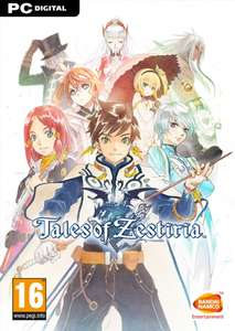 TALES OF ZESTIRIA PC Digital version - Bandai store