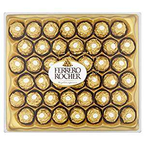 Ferrero Rocher 42-Pack 525g £7.18 @ Costco