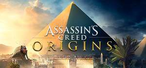 Assassin's Creed Origins on Steam for 34.99
