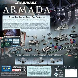 Star Wars Armada base game - Amazon £32 (Prime)