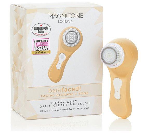 Magnitone London Barefaced Facial Vibra-Sonic Daily Cleansing Brush £27.99 @ Argos ebay