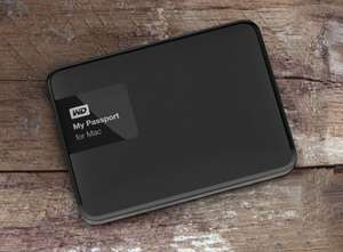 My Passport for Mac 4TB Recertified £84.99 @ Western Digital
