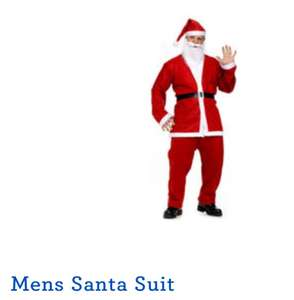 £5 Adult's Santa costume/suit down from £20 in store @ toys 'r' us