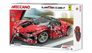 Meccano LaFerrari £60 down to £19.99 @ Home Bargains