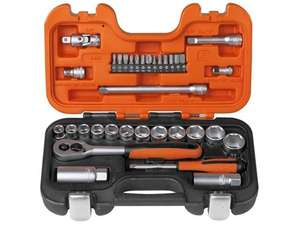 "Wickes Clearance ( see post ) Bahco 1/4 & 3/8"" socket set £20 @ Wickes (£7.95 postage)"