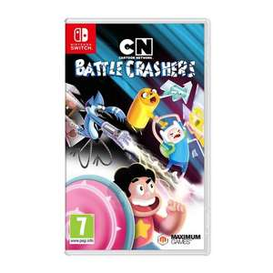Cartoon Network: Battle Crashers - Nintendo Switch - £19.99 @ Smyths