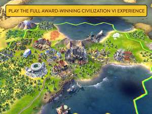 Sid Meier's Civilization VI for Apple iPad 50% for a limited time £28.99 @ Itunes