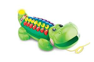 Amazon Half price toys Vtech Alpha-Gator Learning Toy £11.80(Prime)+ Delivery