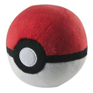 Pokemon Poke Ball Plush £2.98 @ Toys r Us