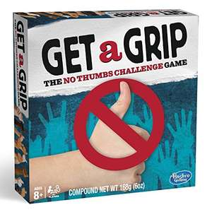 Get a grip board game £9.99 Prime @ Amazon
