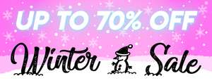 Simply Pleasure Winter Sale - save up to 70%