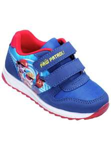 PAW Patrol Blue Trainers children sizes 6-9 - Argos £6.99 previously £12.99