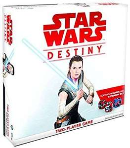 Star Wars Destiny - 2 Player Game (Collectable Card & Dice game starter pack) £12 Prime / £16.75 non Prime @ Amazon