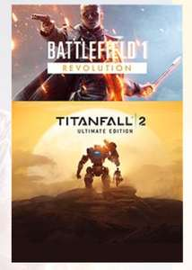 Battlefield™ 1 & Titanfall™ 2 Ultimate Bundle Xbox One £32 w/ gold