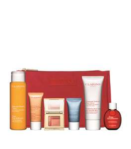 Clarins Winter Beauty Collection £25 (plus £5.95 P&P) @ Harrods
