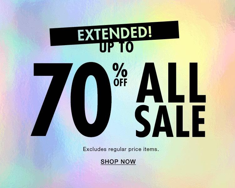 Up to 70% off sale @ La Senza