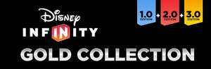 Disney Infinity Gold Collection (All 3 games, characters and content) PC / Steam - £11.24