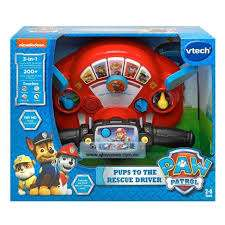 Vtech Paw Patrol Pups To The Rescue £11.50 @ Wilko