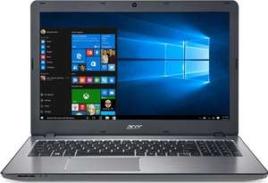 Acer Aspire F15 (i3-6100u, geforce 950m 4gb, 8gb ram, SSD, HDD) £579.97 @ Save On Laptops