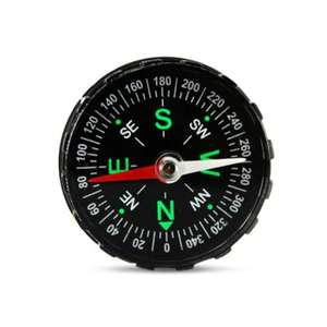 Acrylic Compass, great for finding the gate to the upside down. 0.85p delivered @ gearbest.