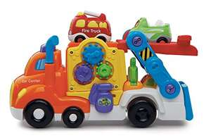 VTech Baby Toot-Toot Drivers Refresh Car Carrier - Amazon - £9.20  & FREE UK Delivery on orders dispatched by Amazon over £20