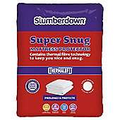 Slumberdown Mattress Protectors half price @ Tesco: £5 - £7.5, free C&C