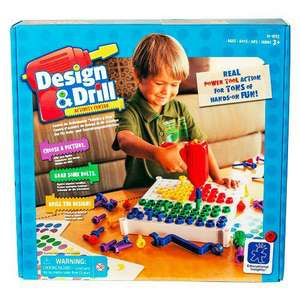 Learning Resources Design & Drill Activity Centre £13.99 Prime @ Amazon