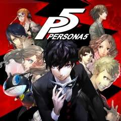 Persona 5 for PS4 only £29.99, for PS3 only £15.99 @ PSN
