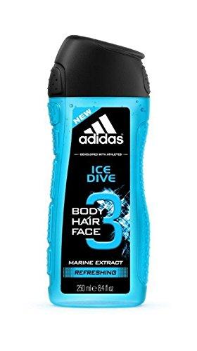 Adidas Ice Dive Shower Gel, 250 ml - add on item - @ Amazon £1
