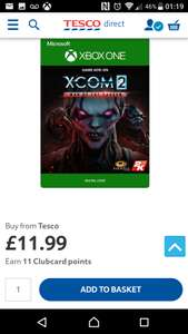 Xcom 2 expansion tesco for £11.99