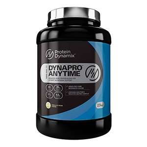 2.27kg Whey protein blend at Amazon for £12.78 Prime (£17.77 non Prime)