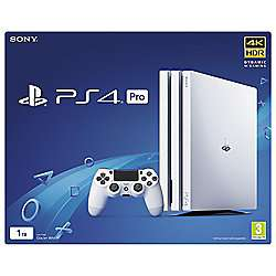 PS4 Pro White 1TB  + GT Sport + Hidden Agenda + Extra Dualshock Controller £205.01 @ Tesco Direct