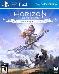 Horizon Zero Dawn complete edition £32 Amazon (prime)