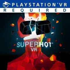 SUPERHOT VR on PSVR now only £8.49 in PSN Sale!