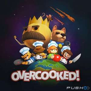 Overcooked PS4 £4.49 for standard ed, £5.49 for bundles @ PSN