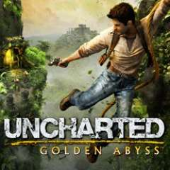 Uncharted Golden Abyss PS Vita £4.99 @PSN