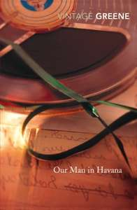 Kindle, Our Man In Havana at Amazon for 99p