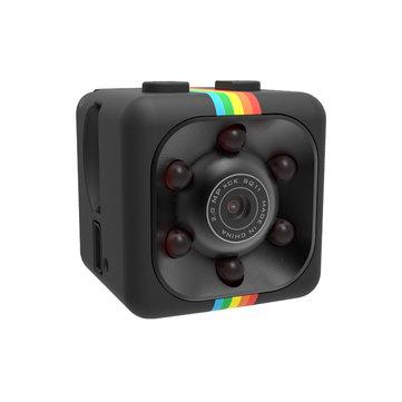 iMars Mini Camera SQ11 HD Camcorder with Night Vision Banggood for £6.55